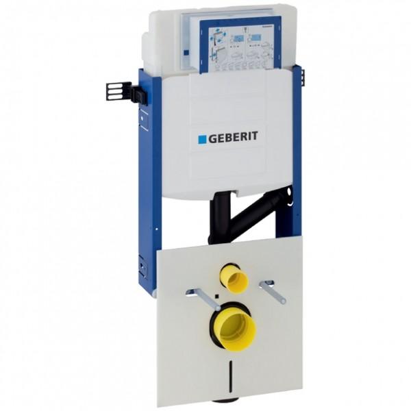 GE Kombifix Element für WWC, 108 cm mit Sigma UP-SPK 12 cm, (DuoFresh)