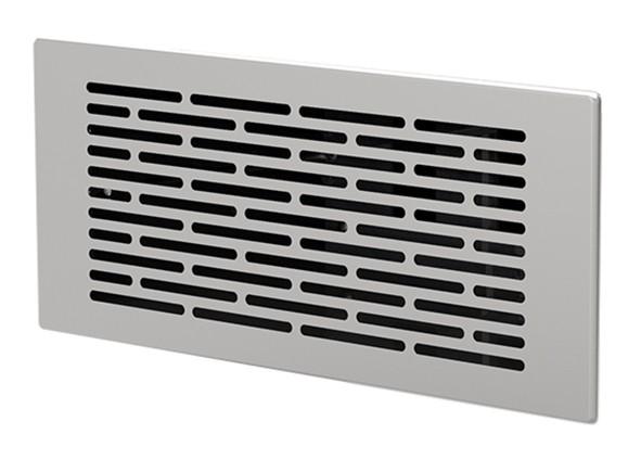 FRS-WGS 1 E, FlexPipe Wand-Gitter-Set für Wand-Boden-Kasten Edelstahl