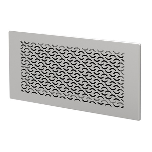 Helios FRS-WGS 3 E Wand-Gitter-Se für Wand-Boden-Kasten Edelstahl