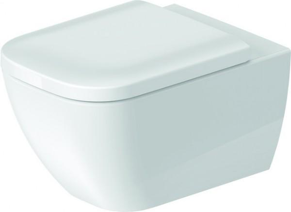 DU Wand-WC Happy D.2 540 mm Tiefspüler, rimless, Durafix, weiß