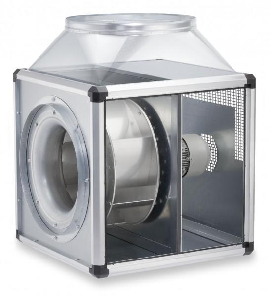 GBD 500/4/4 T120, GigaBox f. Temp. bis 120Grad C, 3-400V/50Hz drehzahlsteuerbar