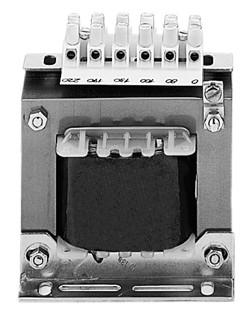 TSSW 5, Drehzahl-Steuertrafo 1-PH 230V 5,0 A, für Schaltschrankeinbau