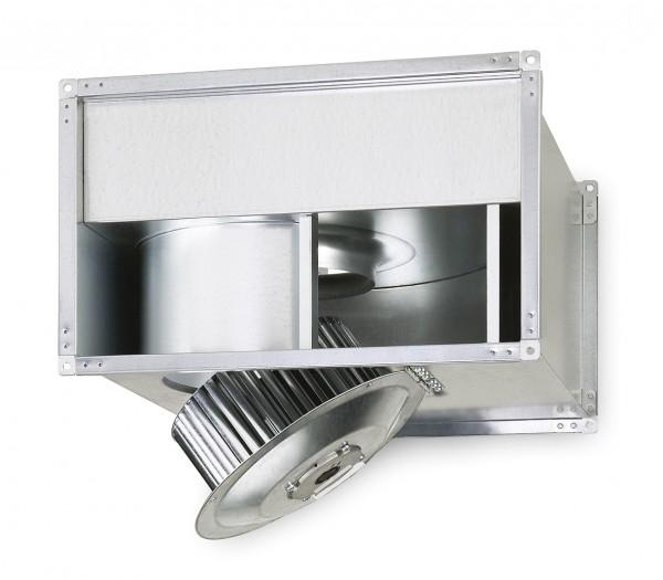KVD 315/4/60/35 EX, Kanalventilator, EX-geschützt, Drehzahlsteuerbar nach Richtlinie 94/9 EG, II 2G