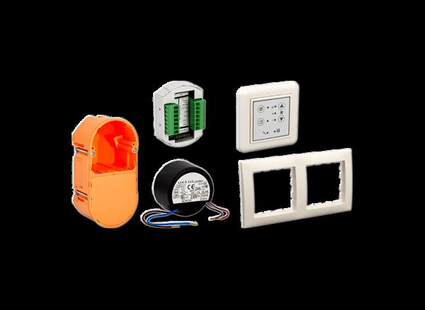ZLWE 40-2 Steuerungs-Set für 2 Lüftungsgeräte