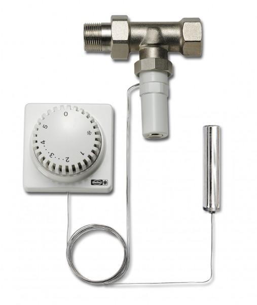 Helios WHST 300 T38 Regelung f. WW-Heizreg.,Thermostat m.Kanalfühler