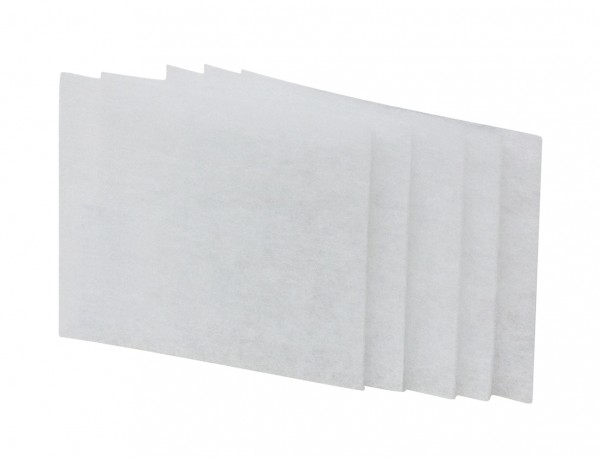 ELF/ABV, Ersatz-Luftfilter zu ABV 1 Satz = 5 Stück
