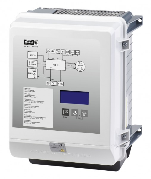 FU-C 62, Frequenzumrichter Comfort 400V 3PH 50/60HZ 62A