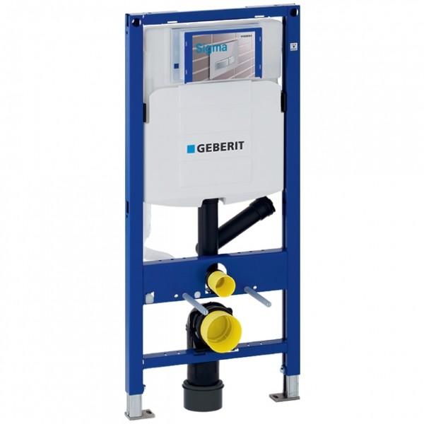 GE Duofix Element für WWC, 112 cm, mit Sigma UP-SPK 12 cm (DuoFresh) Abluft