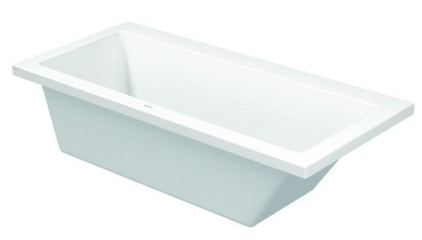 DU Badewanne Vero 1700x750mm Einbauversion, 1 RS rechts, weiß