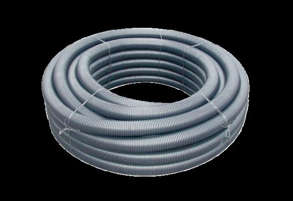 MC Flexrohr MF-F90 flexibles PE-Rohr, Länge 50m, DN90