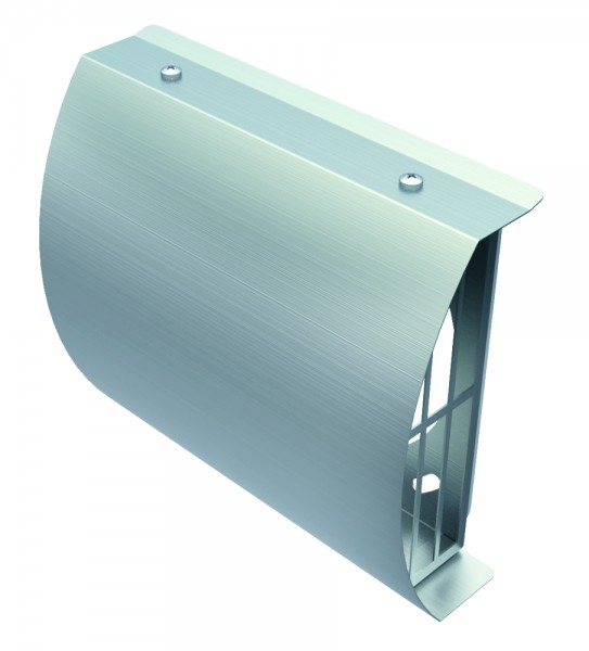 Helios IP-FBA 180 ISOPIPE-Fassadenblende Außenluft DN 180