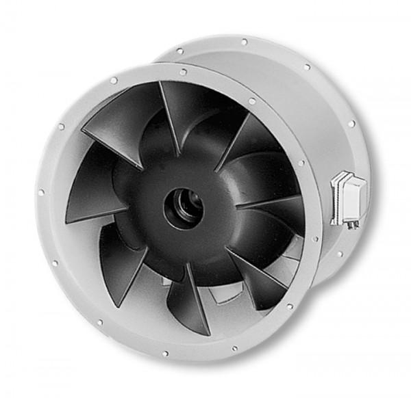 VARW 225/2 EX, RADAX Hochdruck-Rohrventilator 1-PH, EX-geschützt nach Richtlinie 94/9 EG, II 2G