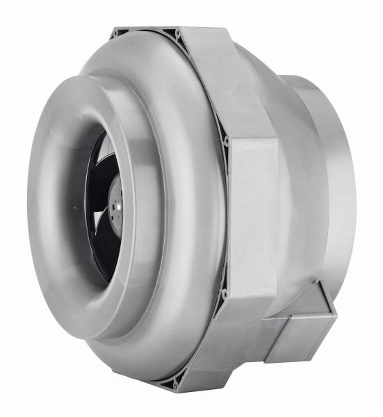 RRK 160, Radial-Rohrventilator, 1-PH Gehäuse aus glasfaser- verstärktem Kunststoff