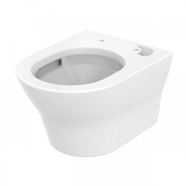 TOTO MH Wand-WC randlos weiß für Washlet Tornado Flush Tiefspüler