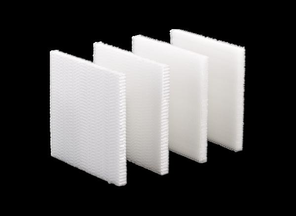 Medium-Filtermattenset LWE 40, M5, 4 Stück