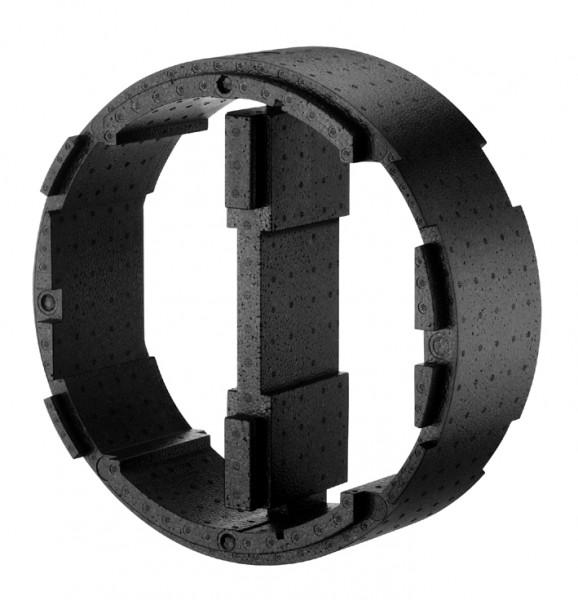 Helios KWL 60 WV Wandhülsen-Verlängerung für Außenwandstärke über 350mm