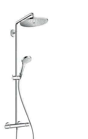 HG Showerpipe Croma Select S 280 chrom
