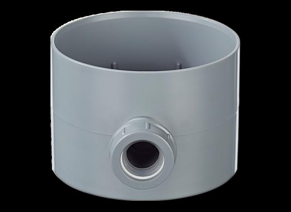 Kondensatfalle LA 70 KF - optionales Zubehör für 237109