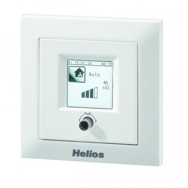 Helios KWL-BEC Bedienelement Komfort, inkl. Wochenzeitschaltuhr