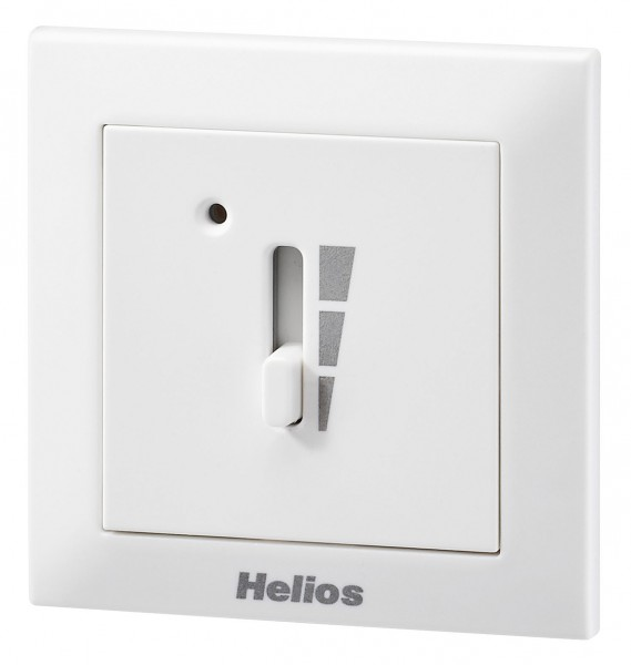 Helios KWL-BE Bedienelement Schiebeschalter 3-stufig m. LED, UP