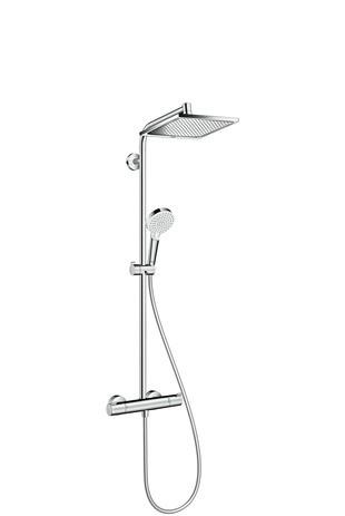 HG Showerpipe Crometta E 240 chrom