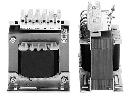 TSSD 4, Drehzahl-Steuertrafo 3-PH 400V 4,0 A, (1Satz = 2 Stück) für Schaltschrankeinbau