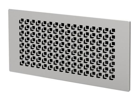 FRS-WGS 2 E, FlexPipe Wand-Gitter-Set für Wand-Boden-Kasten Edelstahl
