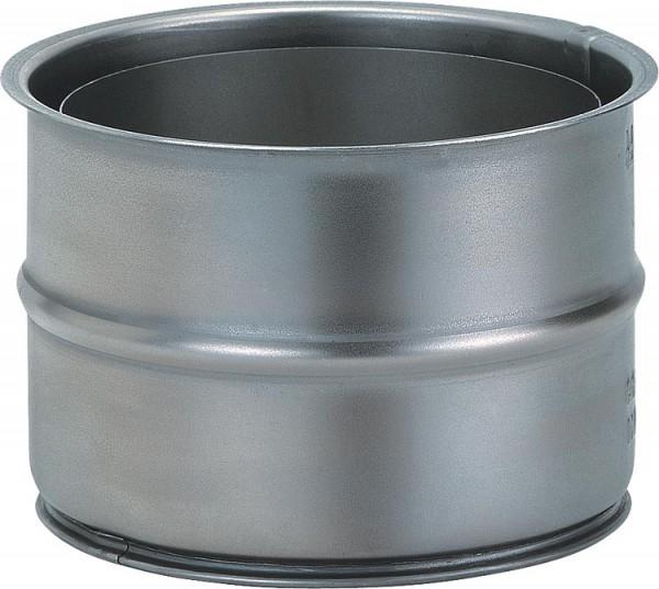 Kaminofen Zubehör Doppelwandfutter, Ø 100 mm