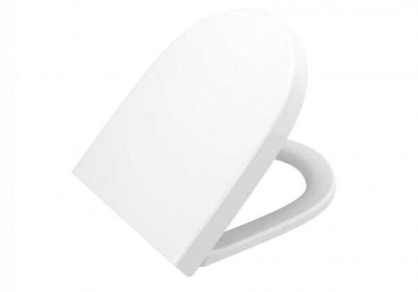 VT WC-Sitz Sento Duroplast ohne Absenkautomatik Weiß Hochglanz