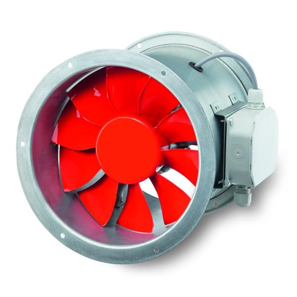 HRFD 355/8/4, Axial-Hochleistungsventilator 3-PH, polumschaltbar