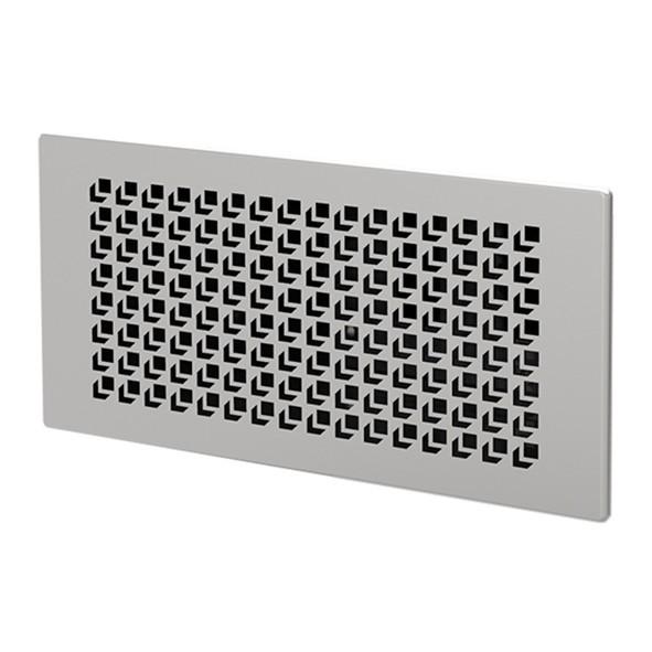 Helios FRS-WGS 2 E Wand-Gitter-Se für Wand-Boden-Kasten Edelstahl