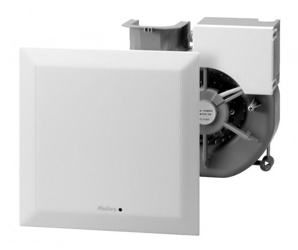 ELS-VNC 100, Ventilatoreinsatz mit Fassade, codierb. Nachlauf, Intervall V = 100 cbm/h