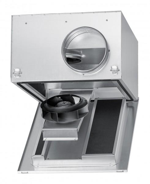 SB 200 D, SILENTBOX Rohrventilator, 1 PH schallgedämpft