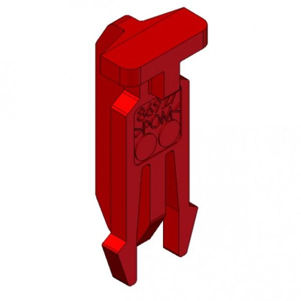 FRS-FK, FlexPipe Rohrfixierungsklammer Rohr Rund 75 oder Rohr Oval 51 1 Satz = 10 Stück