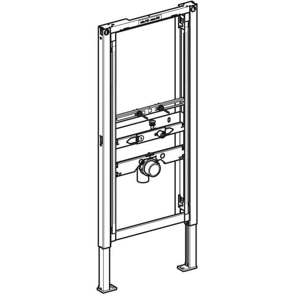GE Duofix Element für Urinal 112-130 cm Universal für AP-Druckspüler