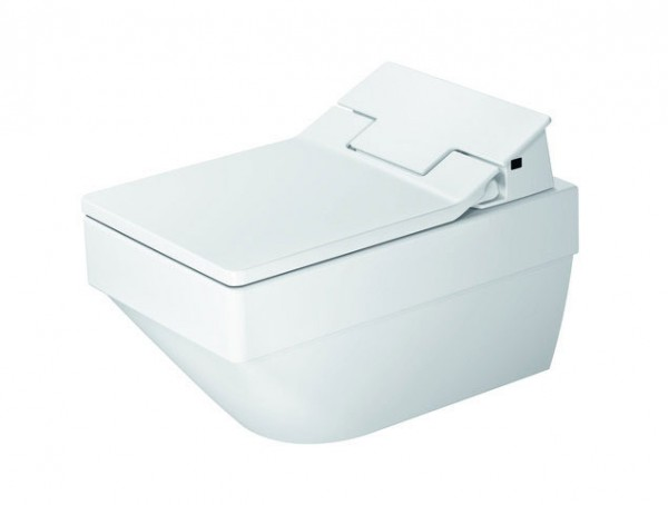 DU Wand-WC Vero Air 570 mm, weiß, WG Tiefspüler, rimless, Durafix inkl.