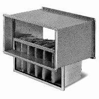 EKLF 40/20 G4, Ersatz-Filterkassetten zu KLF 1 Satz = 2 Stück
