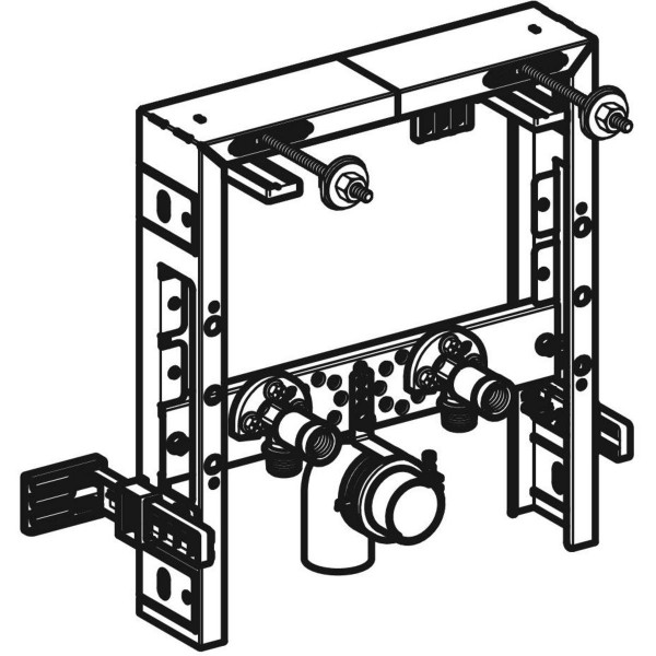 GE Kombifix Element für Waschtisch Standarmatur