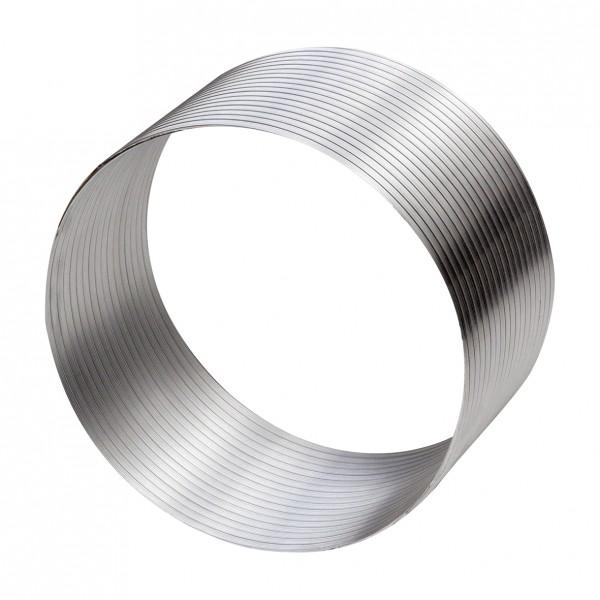 WER 225/250, Wand-Rohrhülse ND 250 mm Länge: flexibel, max. 500 mm
