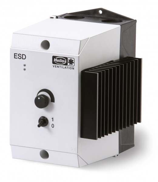 ESD 11,5, Elektronischer Drehzahlsteller Drehstrom, 11,5 A