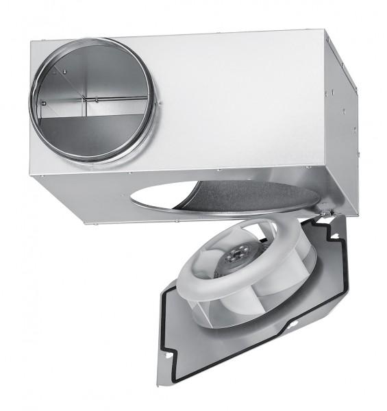 SVR 200 K, SlimVent Radialventilator mit Rohranschluss DN 200mm