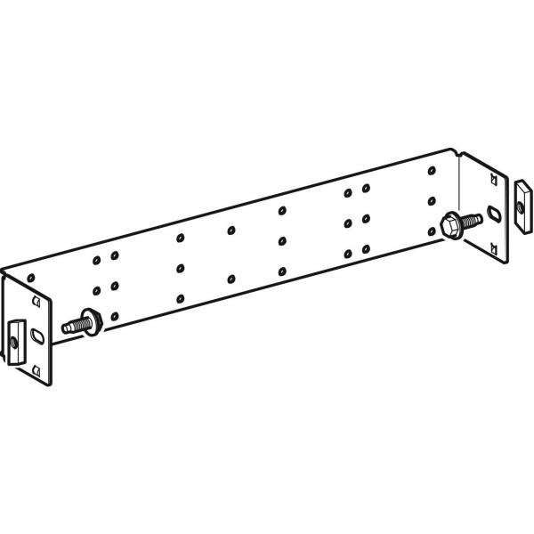 GE Duofix Montageplatte für Unterputzabsperrventile
