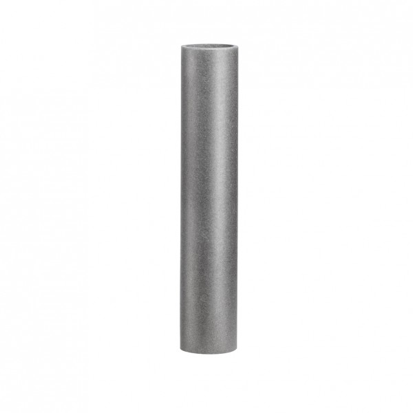 IP 160/2000, IsoPipe Rohr m. Innenverbinder 2000 mm lang