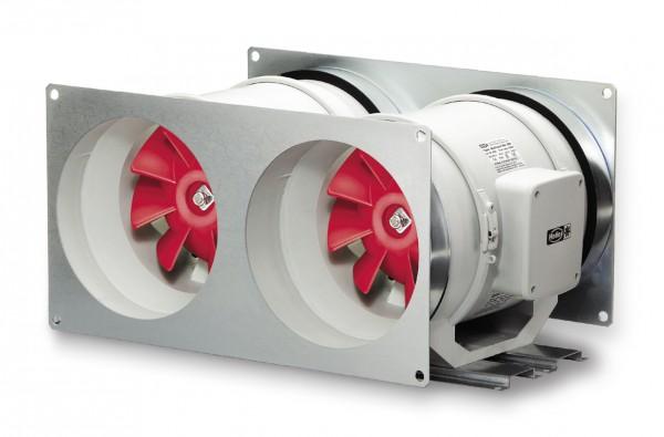 MVP 100, Multivent Parallel-Twin-Unit 1-PH (kompletter Bausatz in 3 Karton)