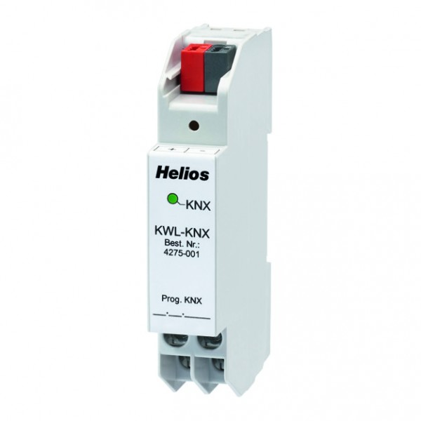 Helios KWL-KNX KNX Busmodul f. easycontrols u. Schaltschrankmontage