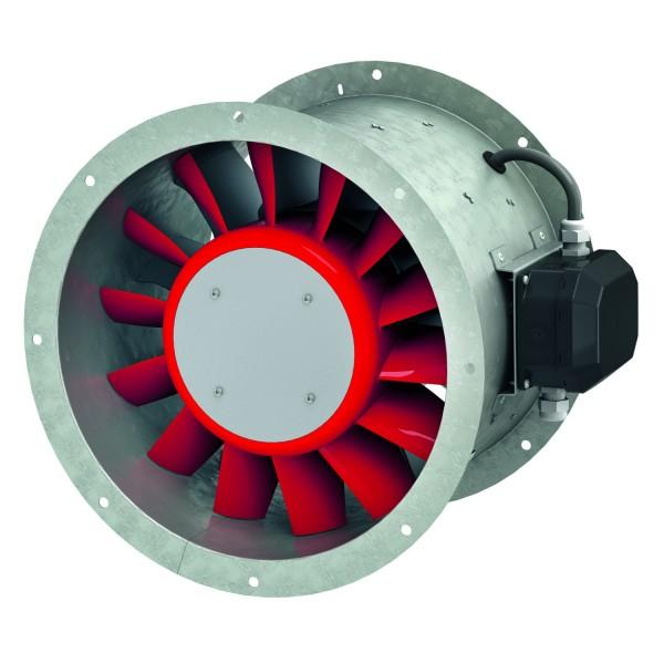 AMW 315/4, Axial-Mitteldruckventilator, 1-PH 230 V, 50 Hz TK, drehzahlsteuerbar