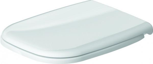DU WC-Sitz D-Code mit SoftClose Scharniere Kunststoff, weiß
