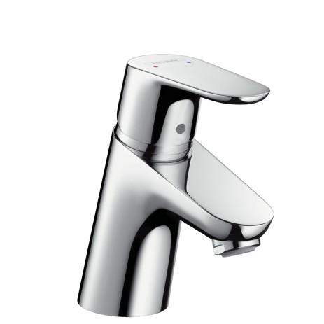 HG Waschtischmischer Focus 70 ohne Ablaufgarnitur chrom