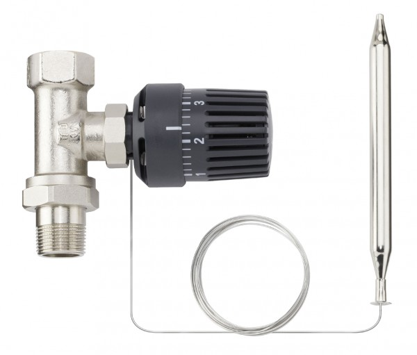Helios WHST 300 T50 Regelung für WW- Heizreg., Thermostat m. Kanalfühler