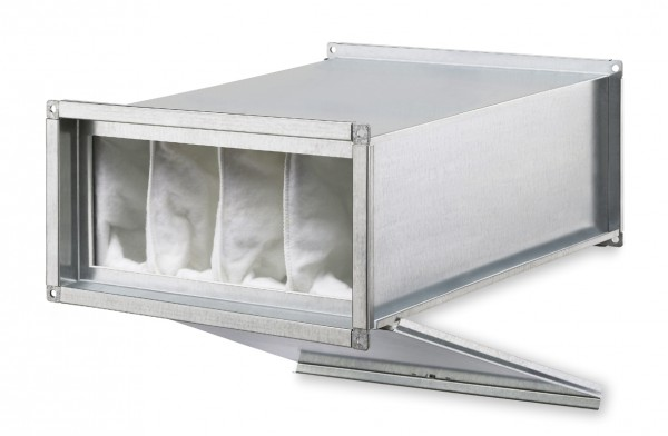KLF 100/50 F7, Kanal-Luftfilter, Filterkl. F7